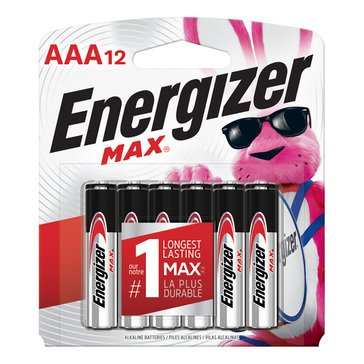 Energizer AAA Battery-12 Pack