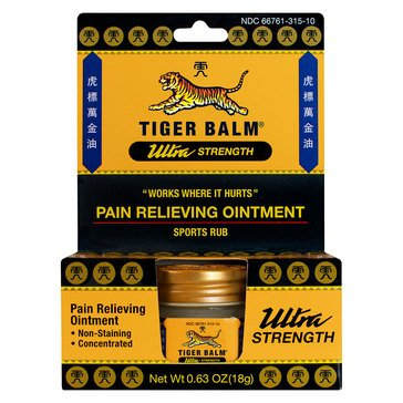 Tiger Balm Ultra Strength Ointment .63oz