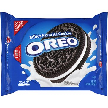 Oreo Chocolate Sandwich Cookie 14.3oz