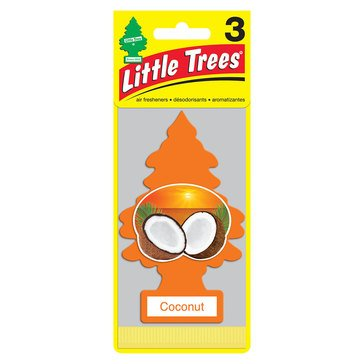 Little Trees Coconut 3-Pack Air Freshener