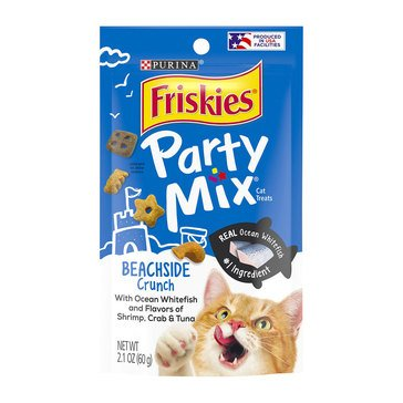 Purina Friskies Party Mix Beachside Crunch Adult Wet Cat Food