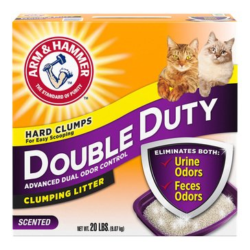Arm & Hammer Double Clumping Cat Litter