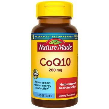 Nature Made COQ10 200 MG 40ct