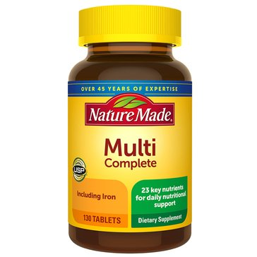 Nature Made Multi Complete 130ct