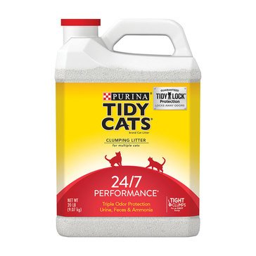 Purina Tidy Cats 24/7 Performance Scoopable Cat Litter Jug