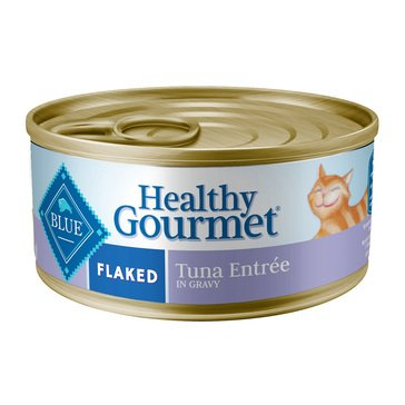 Blue Buffalo Flaked Tuna Adult Wet Cat Food
