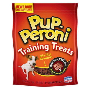 Pup-Peroni Training Dog Treats