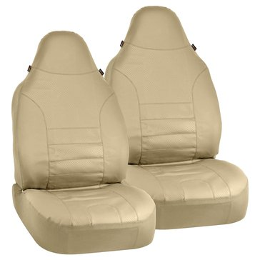 Bell Sport 2-Pack Universal Seat Cover - Tan