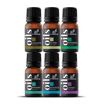 Artnaturals Top 6 Essential Oil Set