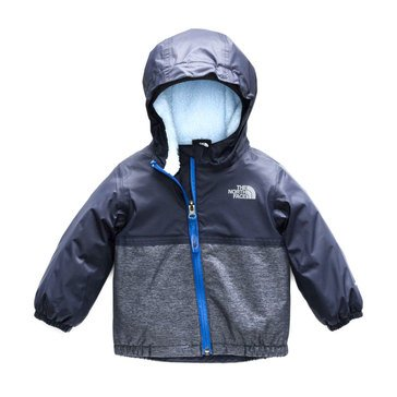 The North Face Baby Boys' Warm Storm Jacket, Blue