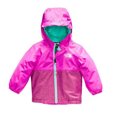The North Face Baby Girls' Warm Storm Jacket, Pink