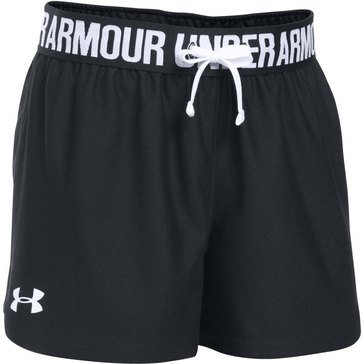 Under Armour Big Girls' Play Up Shorts