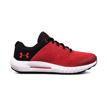 Under Armour Boys Pursuit Running Shoe (Little Kid)