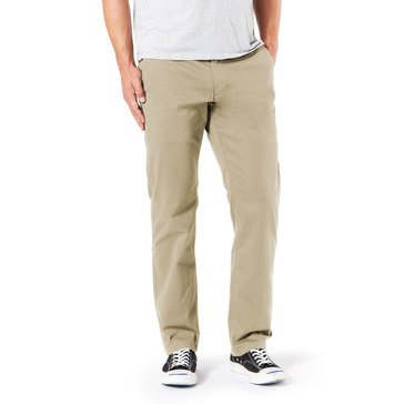Dockers Men's All Season Tech Straight Fit, Flat Front Pants
