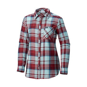 Columbia Women's Simply Put Little Flannel Top