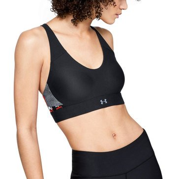 Under Armour Women's Vanish Panel Mid Sports Bra