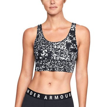 Under Armour Women's Cotton Printed Sports Bra