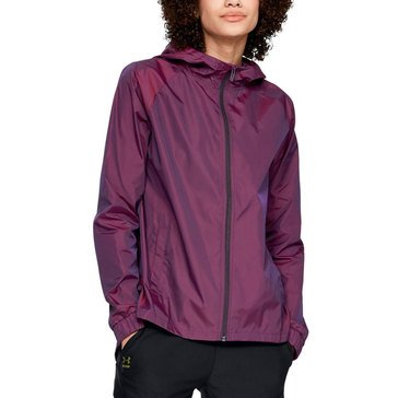 Under Armour Women's Storm Iridescent Woven Fleece Jacket