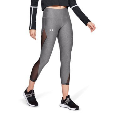 Under Armour Women's Heat Gear Fashion Ankle Cropped Tights