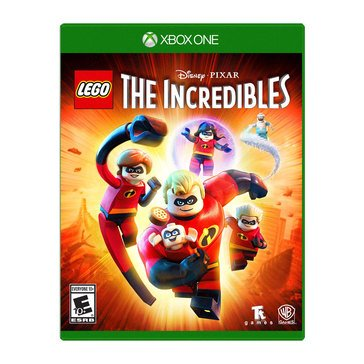Xbox One LEGO:The Incredibles