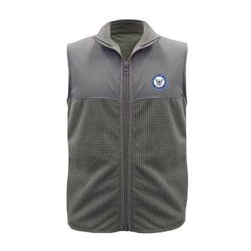Garb Toddler Boy's  USN Fleece Vest