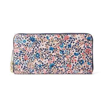 Kate Spade Cameron Street Ditsy Vine Lacey Wallet