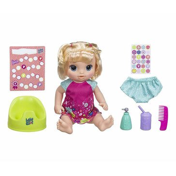 Baby Alive Potty Dance Baby, Blonde