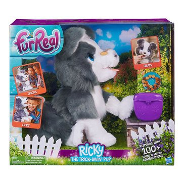 FurReal Ricky the Trick Lovin' Pup