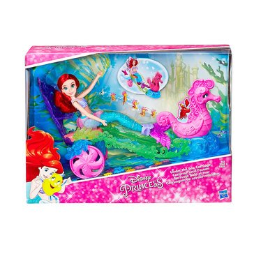 Disney Princess Doll & Under the Sea Carriage