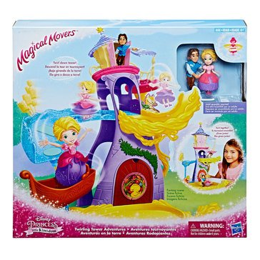 Magical Movers Rapunzel Deluxe Playset