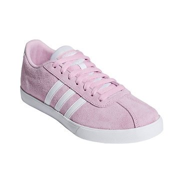 Adidas Courtset Women's Court Shoes Pink/White