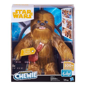 Star Wars Hercules Animatronic Plush Action Figure