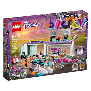 LEGO Friends Creative Tuning Shop (41351)
