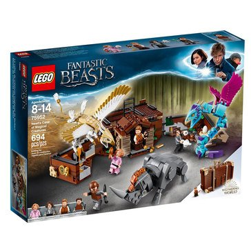 LEGO Fantastic Beasts Newt's Case of Magical Creatures (75952)