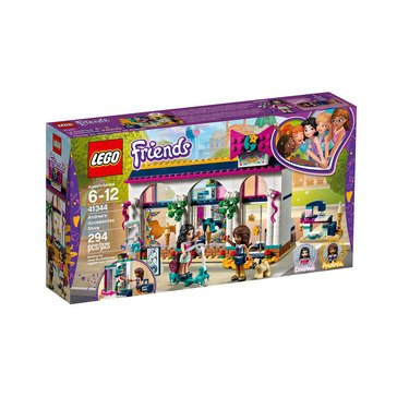 LEGO Friends Andrea's Accessories Store (41344)