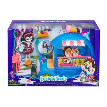 Enchantimals Penguin Ice Cream Truck