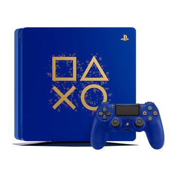 PS4 1TB Core Days of Play Blue Console