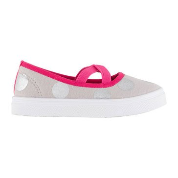 Oomphies Girls Tess Slip On (Little Kid/Youth)