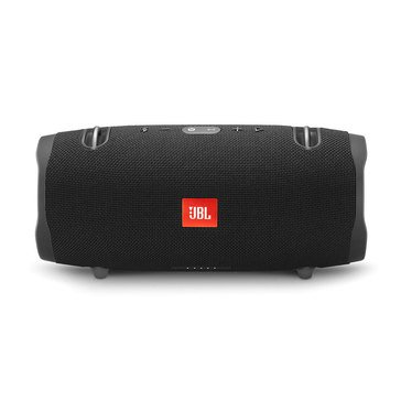 JBL Xtreme 2 Portable Waterproof Bluetooth Speaker, Black
