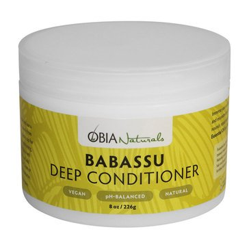 Obia Naturals Babassu Deep Conditioner 8oz