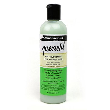 Aunt Jackie Quench Leave-In Conditioner 12oz