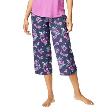 Jenni Women's Cropped Sleep Pants