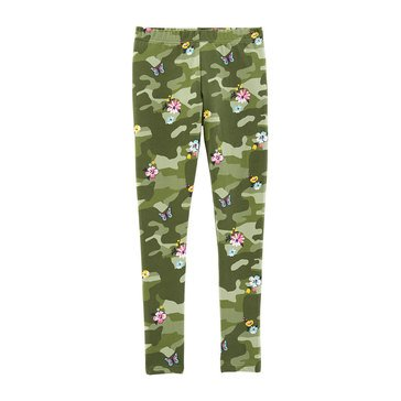 Carter's Little Girls' Butterfly Leggings