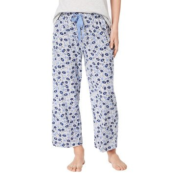 Charter Club Women's Printed Knit Sleep Pants