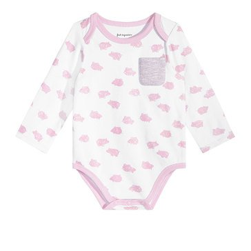 First Impressions Little Pigs Bodysuit