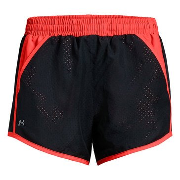 Under Armour Women's Fly By Perforated Shorts