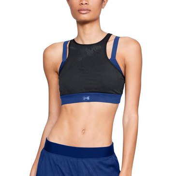 Under Armour Women's Balance Mesh Mid Sports Bra