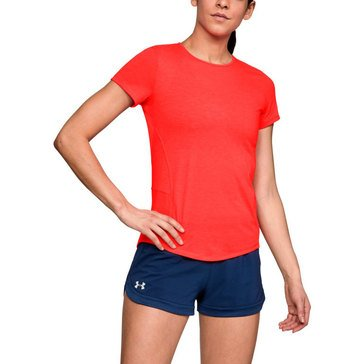 Under Armour Women's Threadborne Swyft Short Sleeve Top