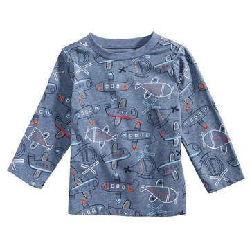 First Impressions Baby Boys' Plane Tee