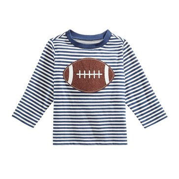 First Impressions Baby Boys' Football Tee